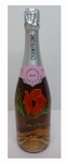Bouteille champagne seul