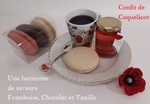Macarons doubles coques